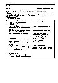 Giáo án Toán 5 - Tuần 5 - Trường Tiểu học Hứa