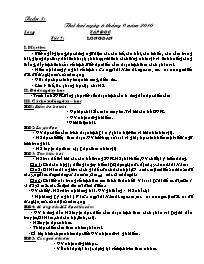 Giáo án các môn học khối 5 - Tuần dạy 03