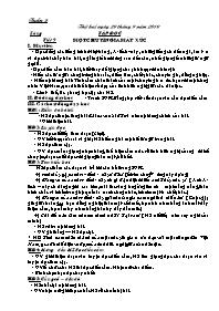 Giáo án các môn học khối 5 - Tuần dạy 05