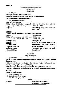 Giáo án các môn khối 5 - Tuần học 17 (chi tiế