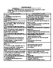Giáo án Hoạt động tập thể lớp 5 (chi tiết)