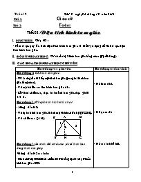 Giáo án các môn học khối 5 - Tuần học số 18 (