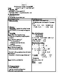 Giáo án các môn học khối 5 - Tuần học thứ 15 (chuẩn)